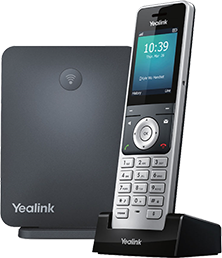 Yealink W60B Phone System for Business
